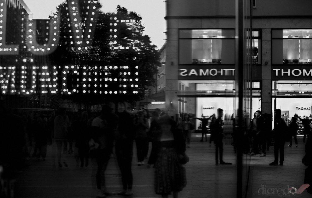 Ein Tag in München